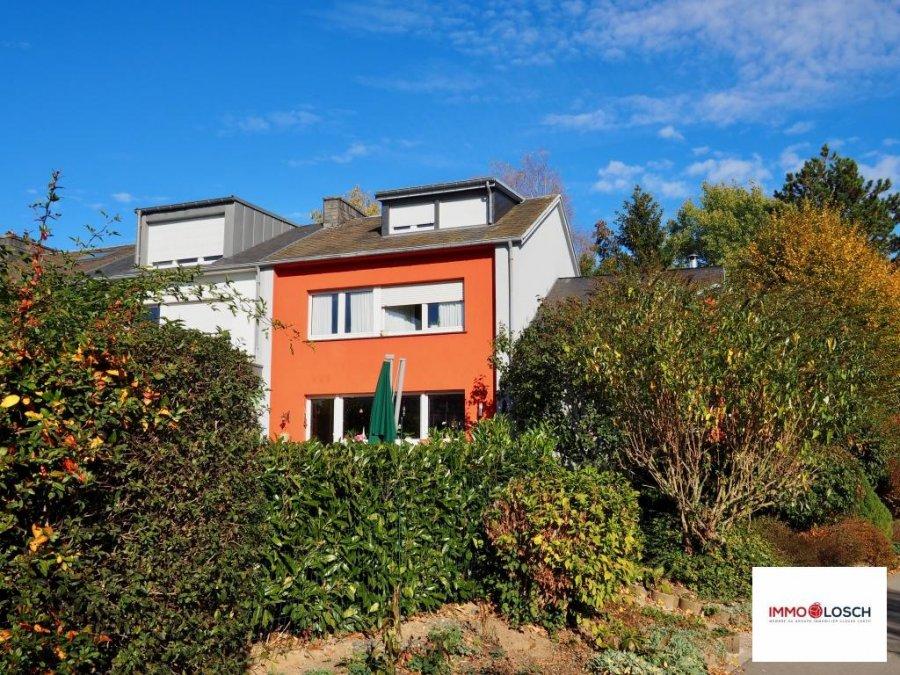 Maison mitoyenne à vendre 4 chambres à Luxembourg-Cents