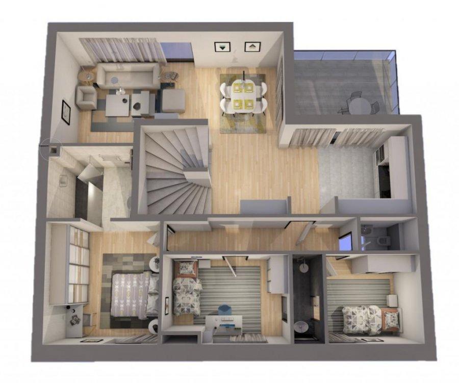 acheter appartement 3 chambres 110 m² lintgen photo 1