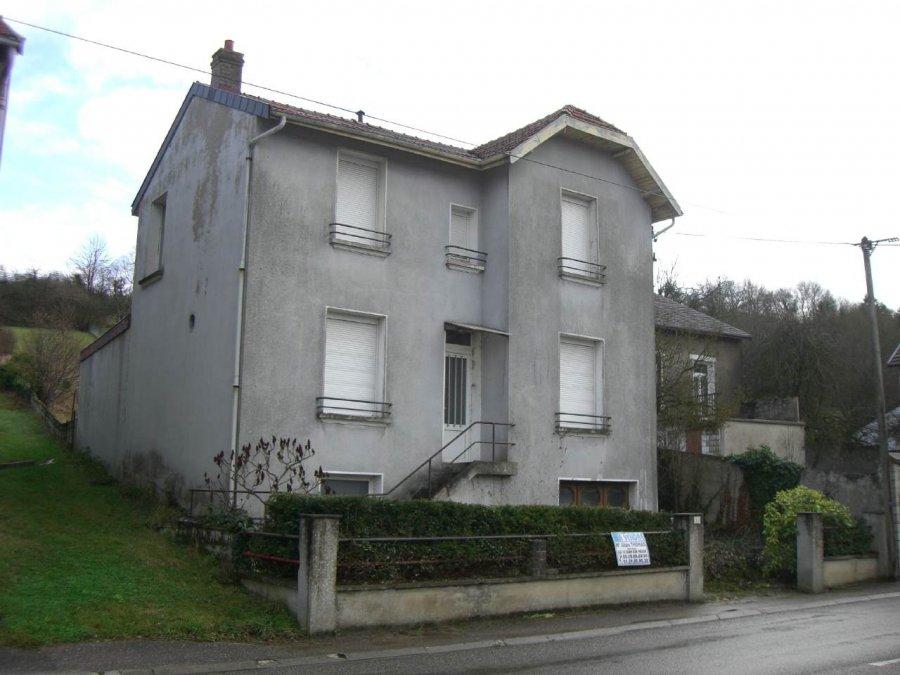 Maison à vendre F6 à Dun sur meuse
