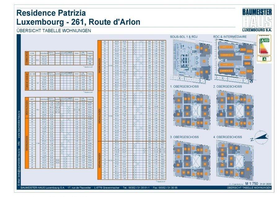 acheter penthouse 1 chambre 61.48 m² luxembourg photo 4