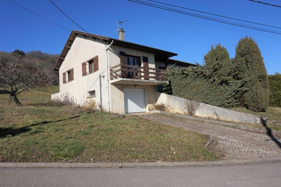 acheter maison 6 pièces 110 m² bulligny photo 1