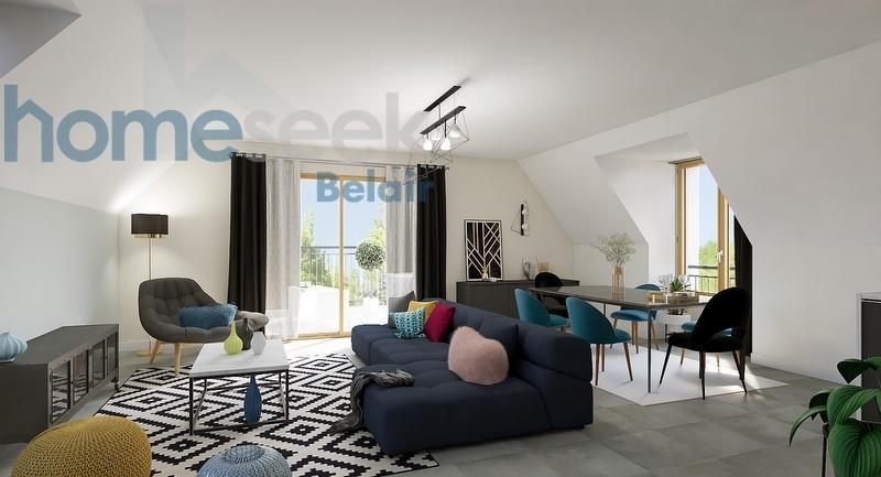 Appartement à vendre 2 chambres à Weiler-La-Tour