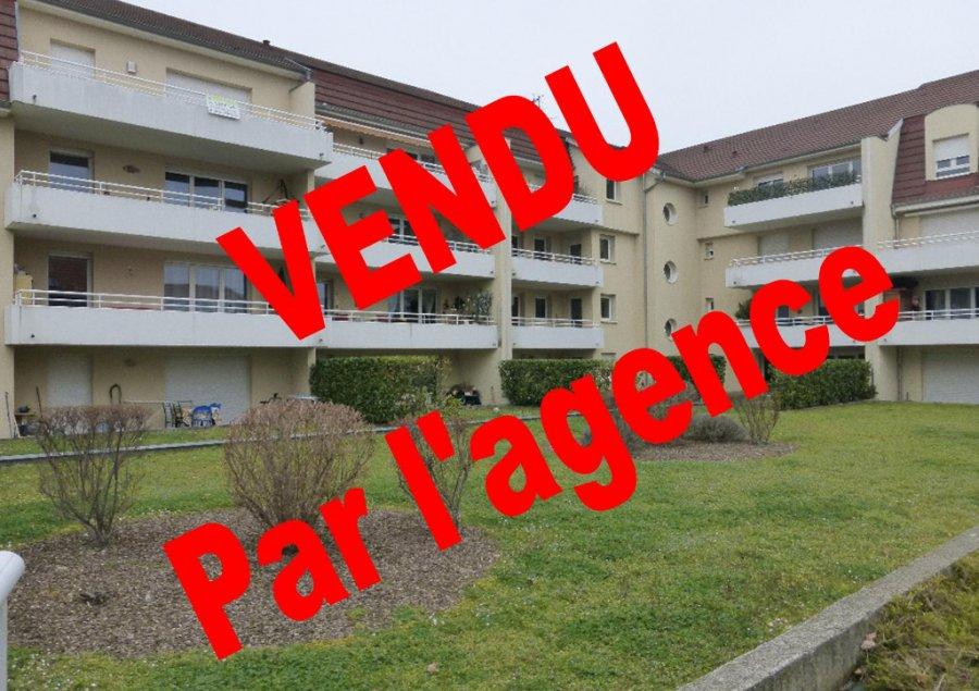 acheter appartement 3 pièces 68 m² huningue photo 1