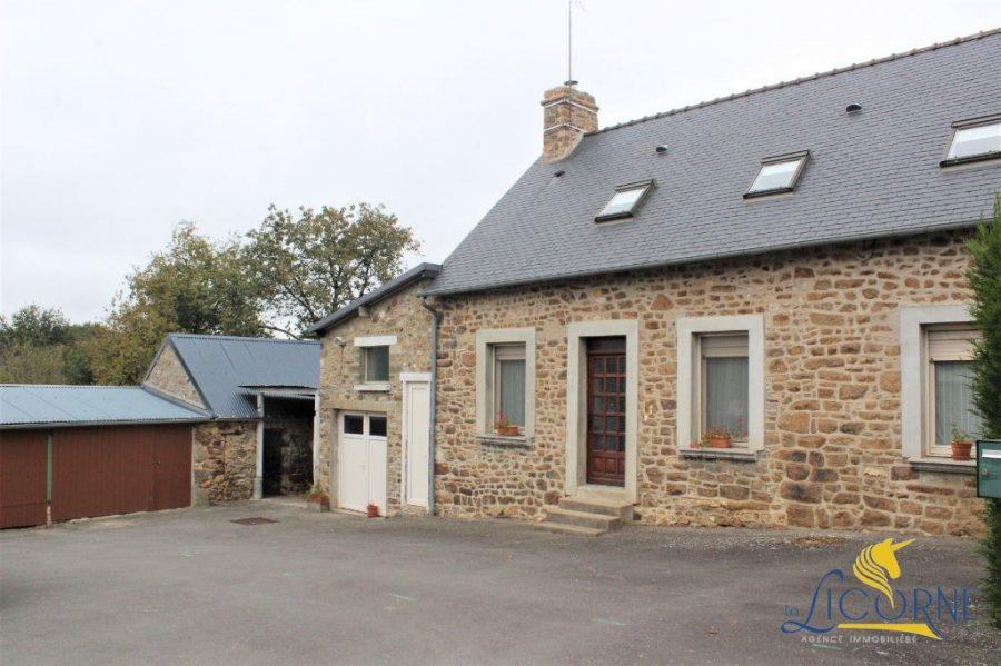 acheter maison 5 pièces 86 m² saint-georges-buttavent photo 1