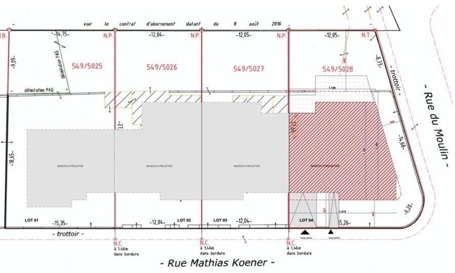 acheter maison 4 chambres 258.64 m² koerich photo 3
