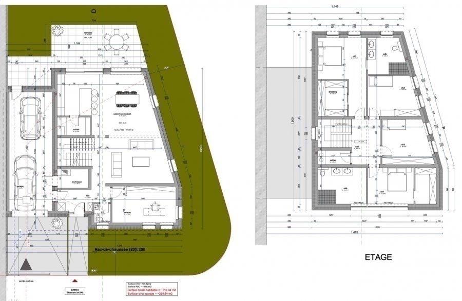 acheter maison 4 chambres 258.64 m² koerich photo 4