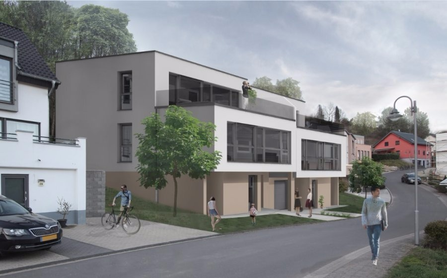 doppelhaushälfte kaufen 7 zimmer 171 m² bollendorf foto 1