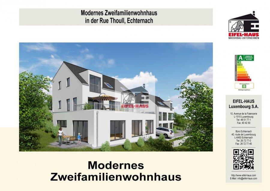 acheter duplex 4 chambres 163 m² echternach photo 1