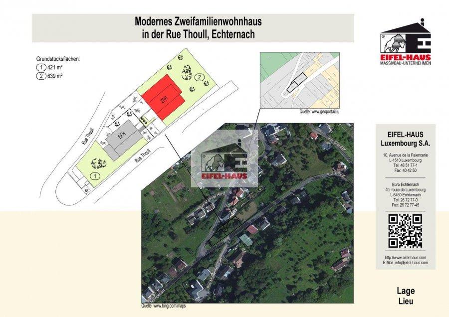 acheter duplex 4 chambres 163 m² echternach photo 2