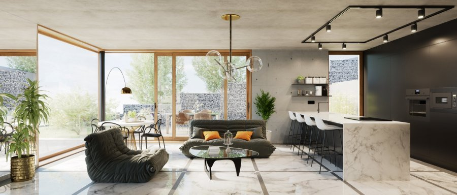 acheter maison 3 chambres 180 m² luxembourg photo 2