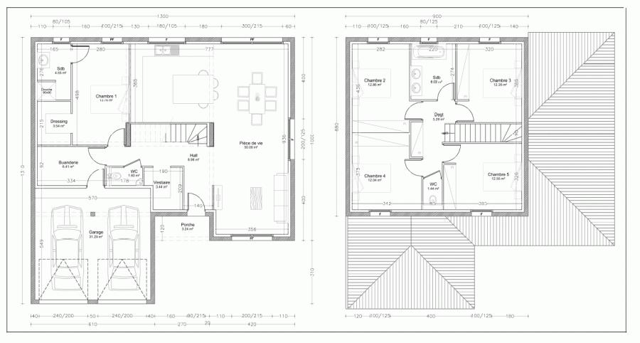 acheter maison individuelle 6 pièces 155 m² charmes photo 2