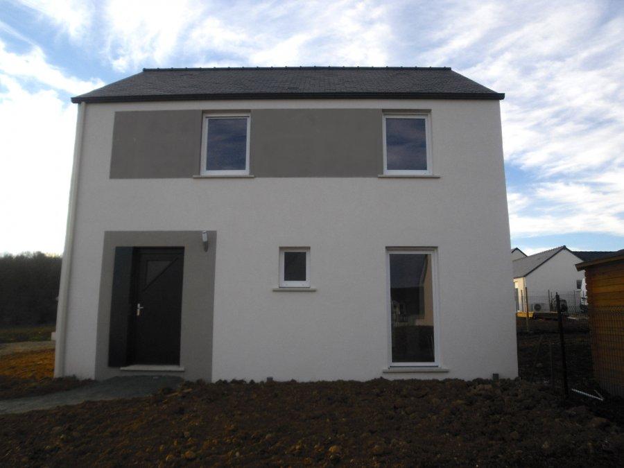 Maison individuelle en vente angers 90 m 166 800 for Vente maison individuelle 06