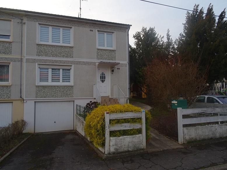 Maison individuelle à vendre F4 à Thionville
