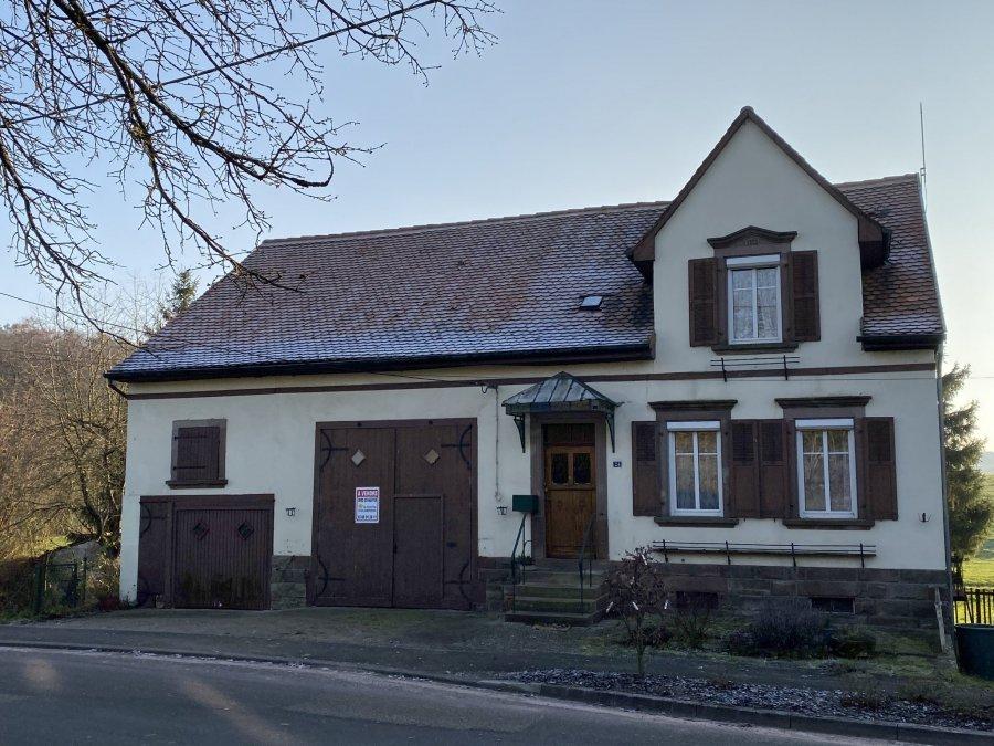 Maison à vendre F7 à Mackwiller