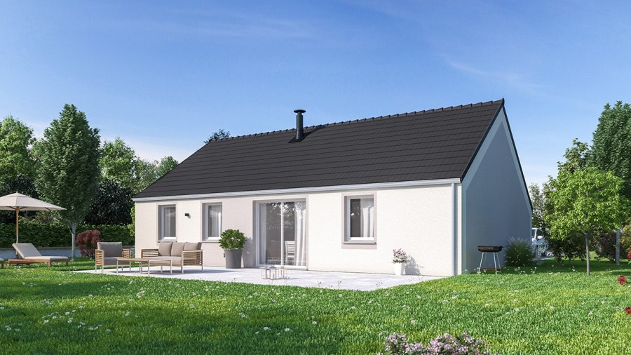 acheter maison 4 pièces 88 m² pontchâteau photo 2