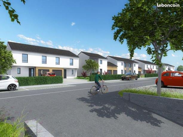 acheter maison 5 pièces 95 m² talange photo 1