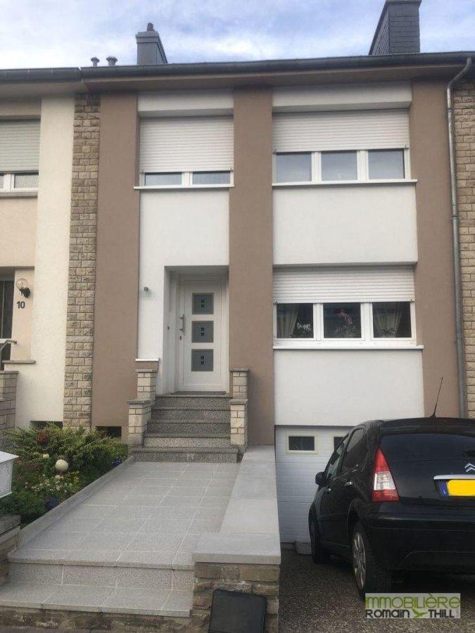 reihenhaus mieten 4 schlafzimmer 150 m² pétange foto 1