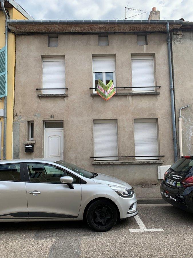 Maison à louer F5 à Pont a mousson