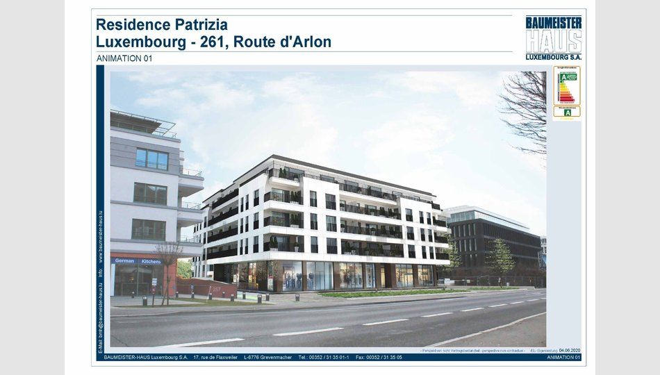 Apartment block for sale in Luxembourg (LU) - Ref. 6739094