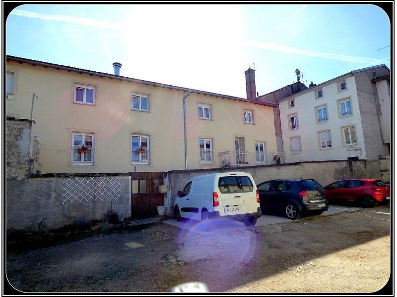 acheter immeuble de rapport 5 pièces 641 m² mirecourt photo 1