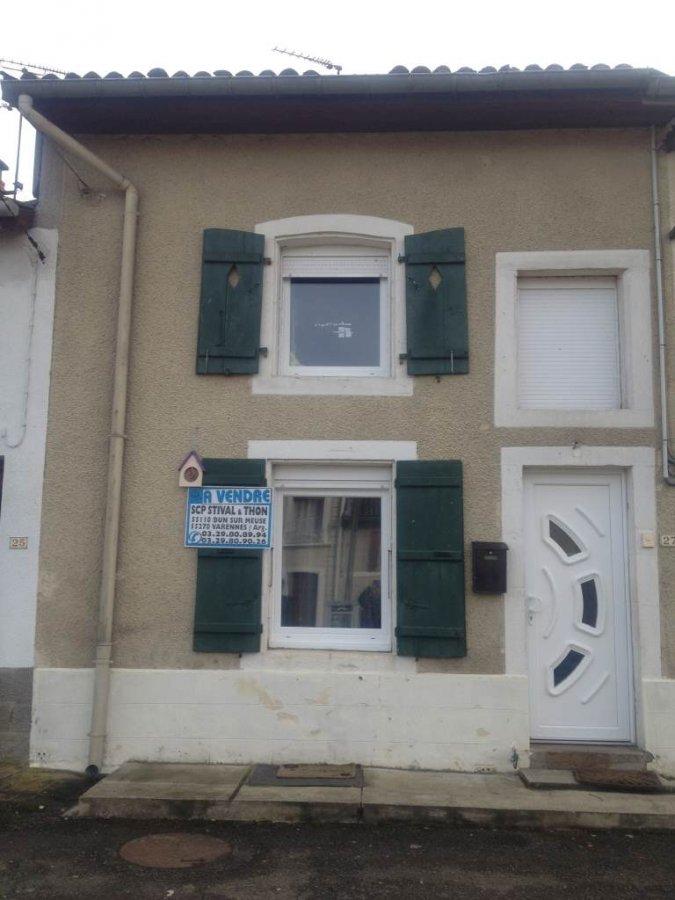Maison à vendre F5 à Ecurey en verdunois