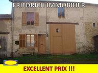 Maison à vendre F5 à Tréveray - Réf. 5048470
