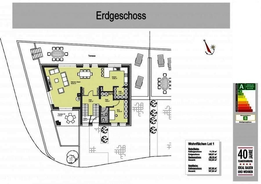 Maison à vendre 3 chambres à Berbourg
