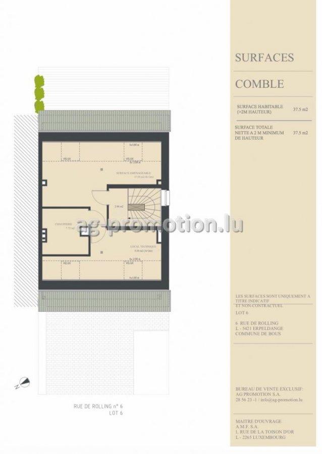 detached house for buy 4 bedrooms 182.02 m² erpeldange (bous) photo 4