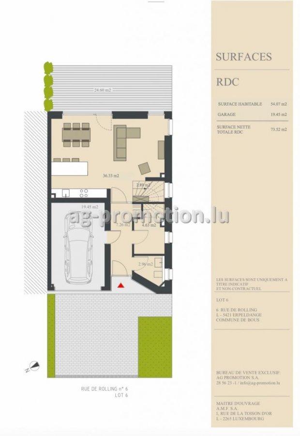 detached house for buy 4 bedrooms 182.02 m² erpeldange (bous) photo 2