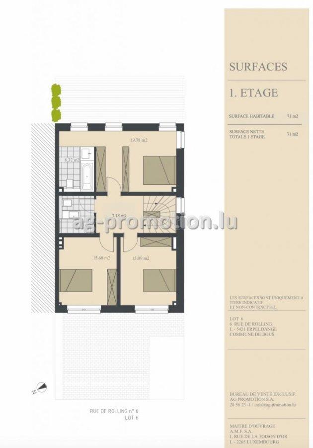 detached house for buy 4 bedrooms 182.02 m² erpeldange (bous) photo 3