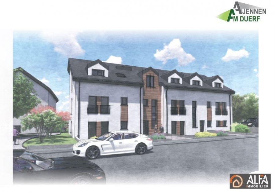 acheter duplex 3 chambres 118.4 m² moutfort photo 1
