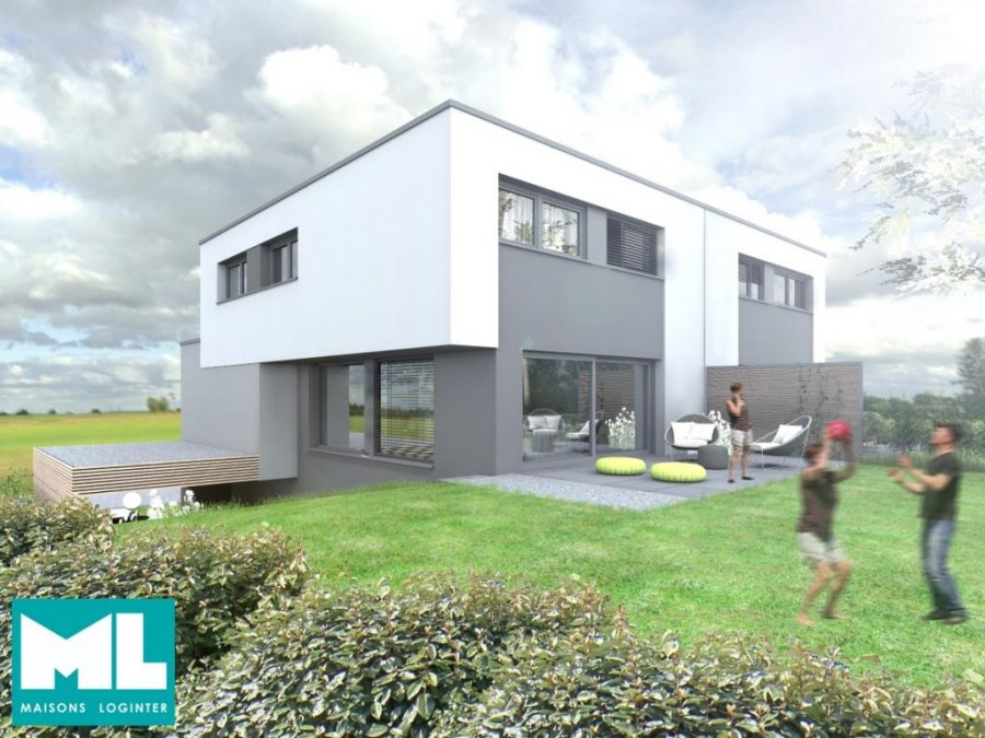 High Quality Detached House For Buy 3 Bedrooms 153 M² Ettelbruck Photo 1