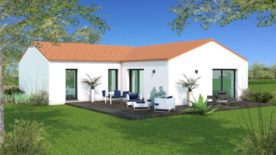 acheter maison 5 pièces 92 m² saint-brevin-les-pins photo 1