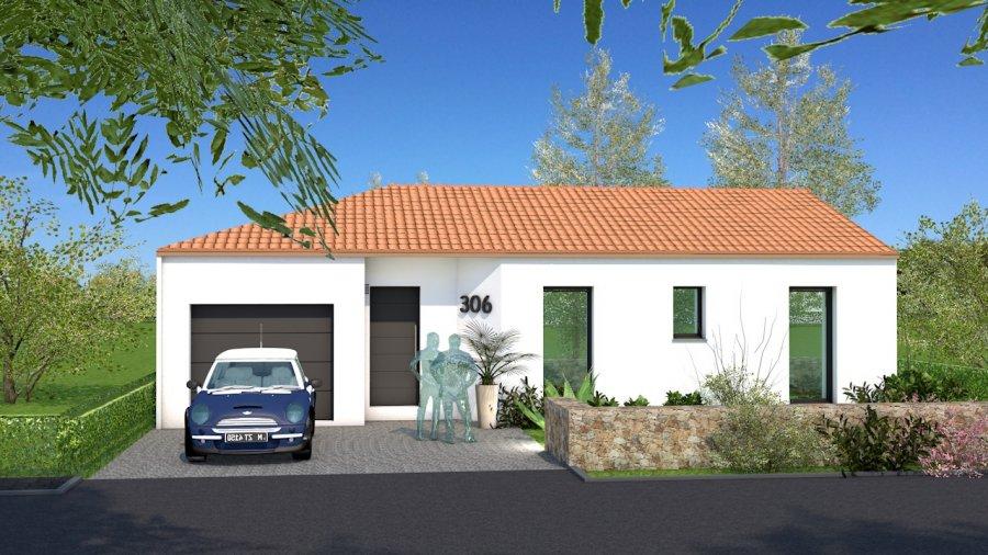acheter maison 5 pièces 92 m² saint-brevin-les-pins photo 2