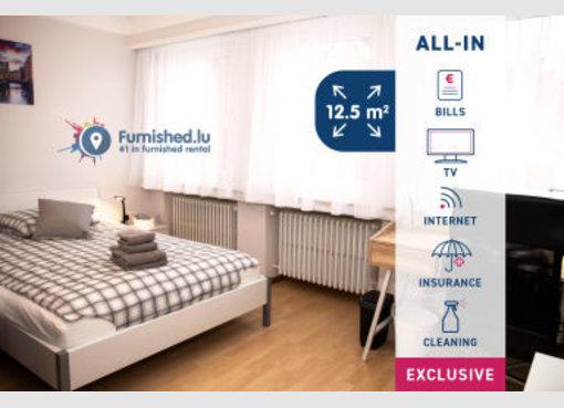 Schlafzimmer zur Miete 8 Zimmer in Luxembourg (LU) - Ref. 7196310