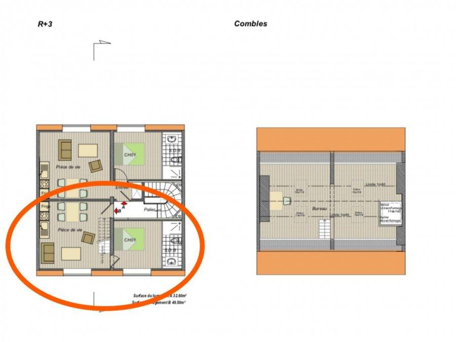 acheter appartement 3 pièces 50 m² lille photo 4