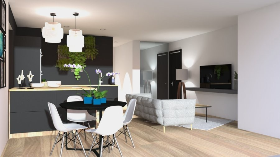 acheter appartement 3 pièces 63.55 m² hettange-grande photo 1