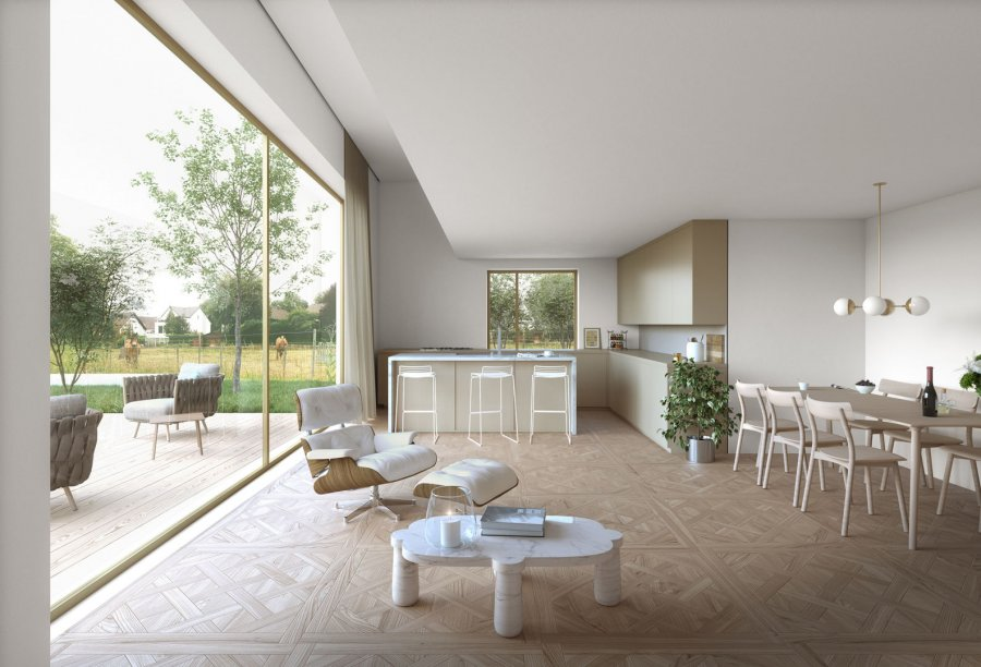 acheter appartement 2 chambres 82.32 m² goetzingen photo 3