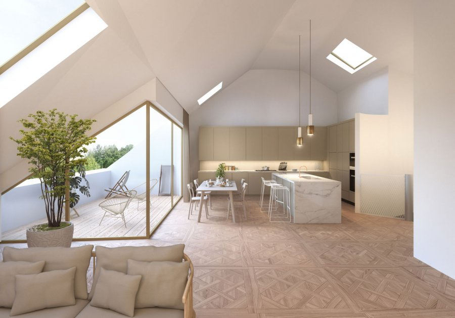 acheter appartement 2 chambres 82.32 m² goetzingen photo 4
