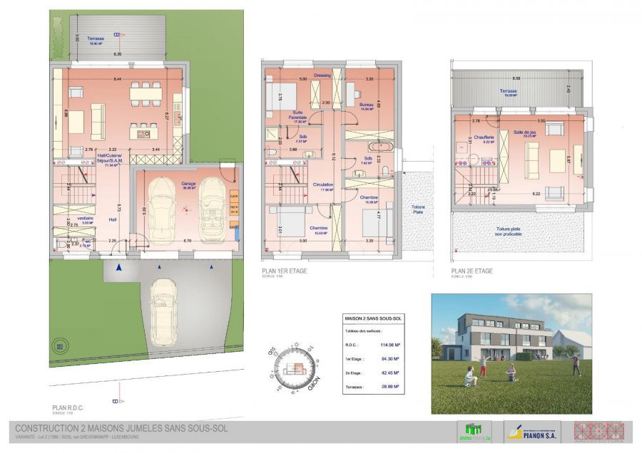 semi-detached house for buy 4 bedrooms 265 m² grevenknapp photo 4