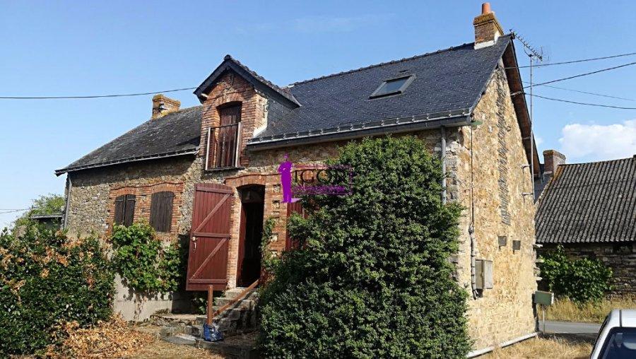 Maison à vendre F2 à Lusanger