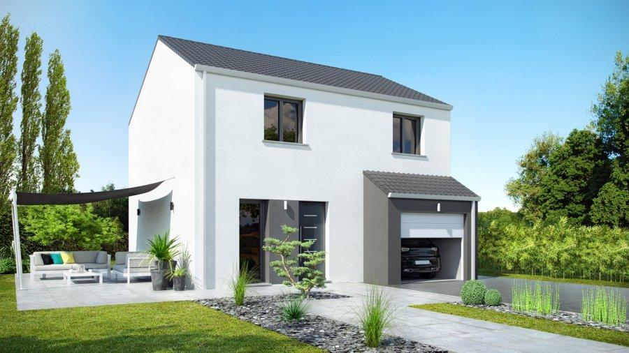 acheter maison 5 pièces 93 m² blénod-lès-pont-à-mousson photo 1