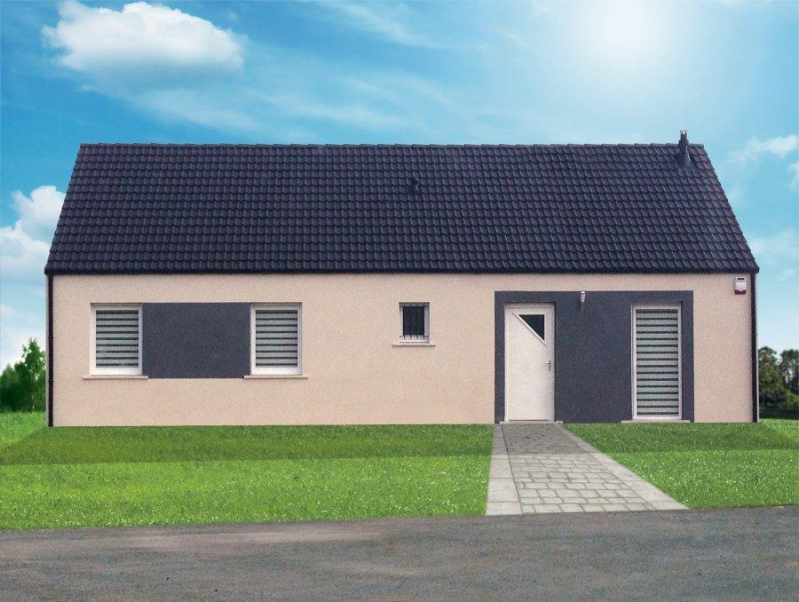 acheter maison 5 pièces 99 m² besné photo 1