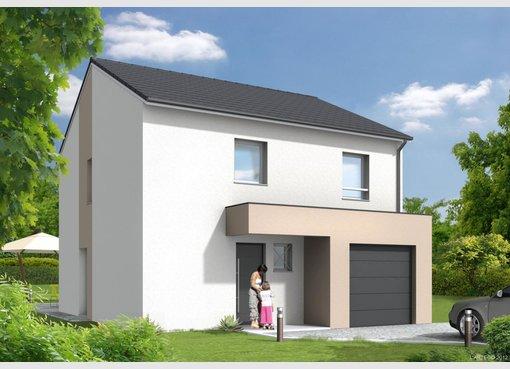 Neuf maison sarreguemines moselle r f 5138342 for Neuf maison