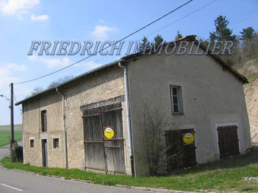 acheter maison 0 pièce 122 m² sampigny photo 1