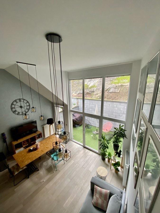 Loft à vendre 2 chambres à Luxembourg-Centre ville