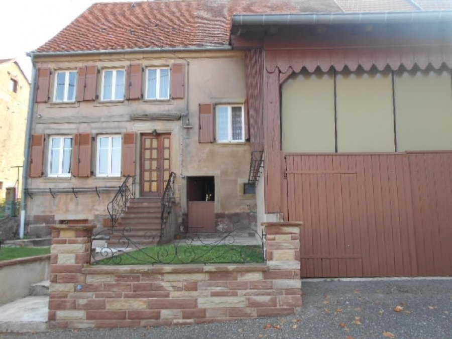 acheter maison 5 pièces 105 m² diemeringen photo 1
