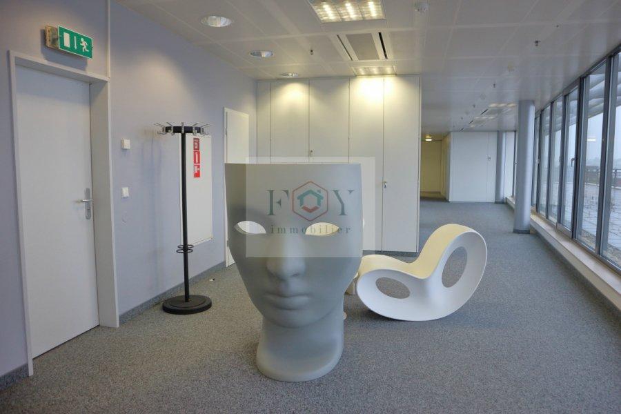 louer bureau 0 chambre 447 m² leudelange photo 2