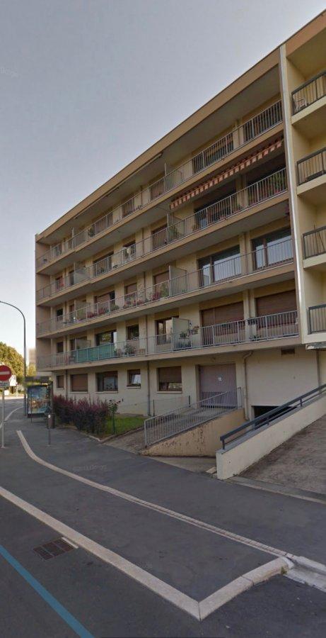 METZ QUEULEU, 1 rue Georges Ducrocq, un garage individuel en sous-sol disponible.  Caution : 90 € Frais d'agence : 216 €  Disponible de suite