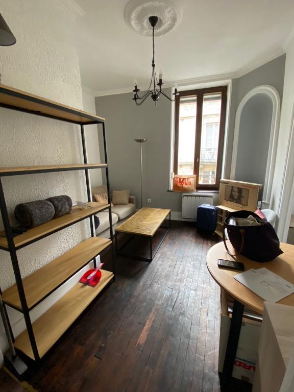 louer appartement 2 pièces 30.93 m² nancy photo 1